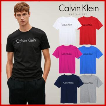 CK V חולצות שרוול קצר לגברים