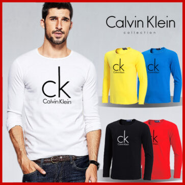 Big CK long sleeve round neck 680