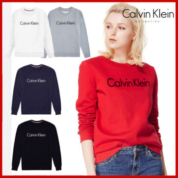 CK round neck sweater women 475