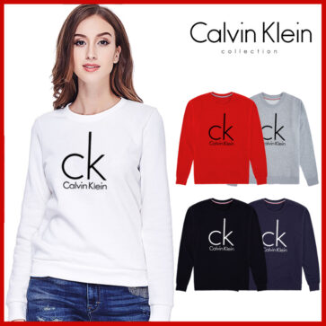Large CK round neck sweater women 493