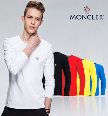LONG SLEEVE TSHIRT MEN MONCLER