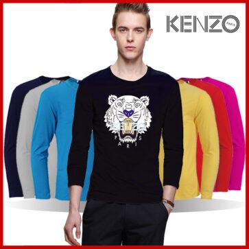KENZO- קנזו חולצות שרוול ארוך לגברים