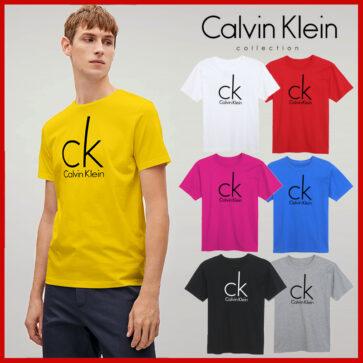 CK BIG חולצות שרוול קצר לגברים