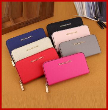 Ladies leather-Wallet-2