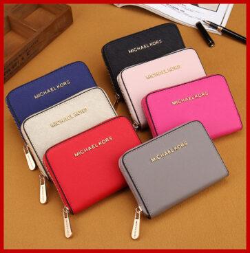 Ladies leather-Wallet-3